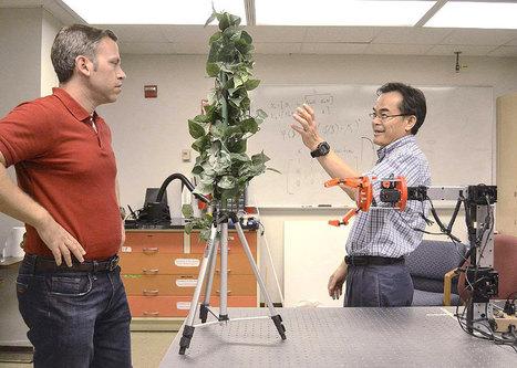 Des chercheurs testent un robot cueilleur de pommes - H+ Magazine | Une nouvelle civilisation de Robots | Scoop.it