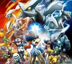 Pokémon: Kyurem vs. The Sword of Justice Premieres on YTV on December 8 | Anime News | Scoop.it