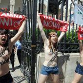 Facebook bloque la page des Femen | Philosophie et réseau | Scoop.it