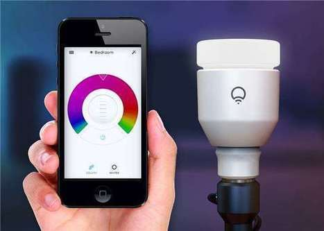 The benefits of a Smart Light Bulb - Smart D Home Store's Blog | Green Living | Scoop.it