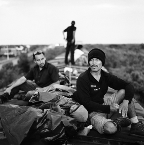 Riding the Rails: A Chat with Documentary Photographer Michelle Frankfurter | Photography Now | Scoop.it