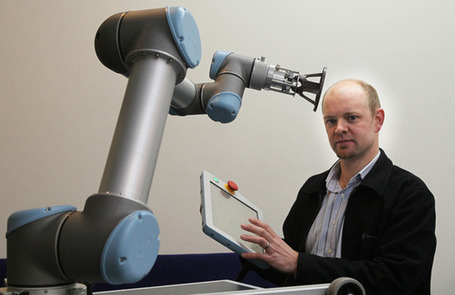 Robotic Stuff | Robots and Robotics | Scoop.it
