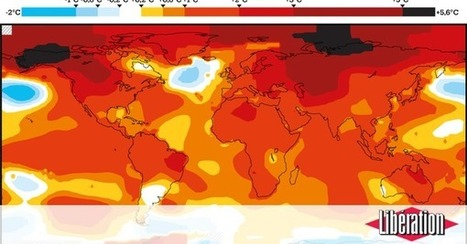 «La rapidité du réchauffement actuel est sans équivalent depuis au moins 8000ans» | Ca m'interpelle... | Scoop.it