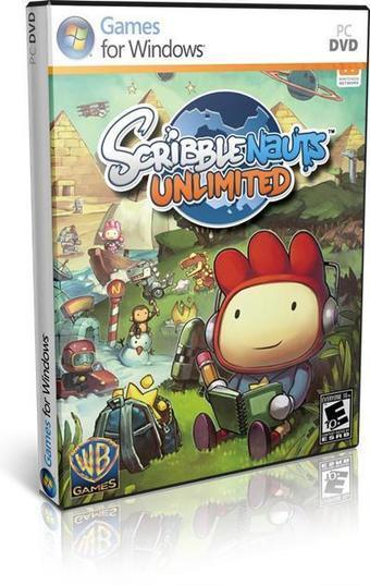 Scribblenauts Unlimited PC Full Español Skidrow Descargar 2012 | MATEO Found Vital Supplies to Survive the Apocalypse | Scoop.it