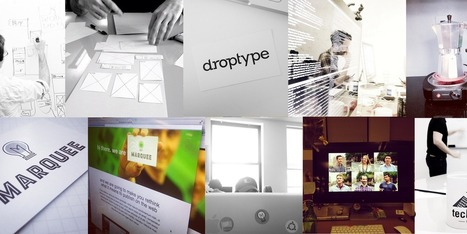 Marquee: Publicatieplatform dat de gebruiker en vormgeving centraal stelt als een WordPress op steroïde | BlokBoek e-zine | Scoop.it
