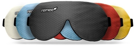 Remee - The world's first comfortable, affordable lucid dreaming sleep mask. | Neurosciences and co | Scoop.it