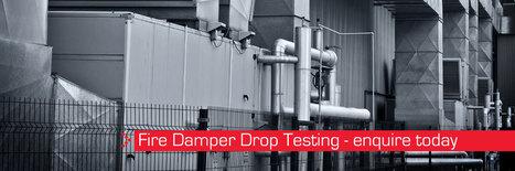 Fire Damper Drop Testing   Air Handling Unit   Scoop.it