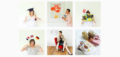 Elle transforme son profil Instagram en CV pour trouver un job | Candidats et Recruteurs : sortir du lot - Trouvez votre formation sur www.nextformation.com | Scoop.it