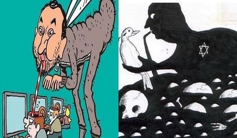 """lemondejuif.info n'est plus Charlie et titre """"Haine du Juif : Charlie Hebdo attaque Hanouna avec une caricature nazislamiste""""   ACTUALITÉ   Scoop.it"""