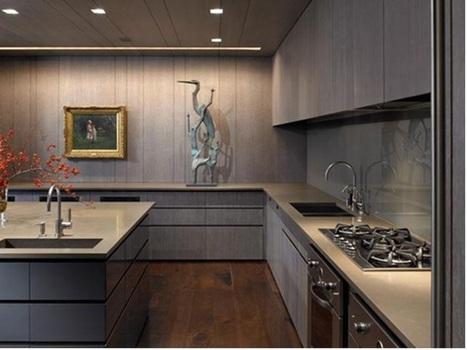 Chọn tông màu phòng bếp phù hợp với phong thủy | Tin tức xây dựng, quy hoạch, khảo sát địa chất | Scoop.it