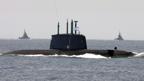 Israeli Submarine Responsible for July Attack on Syrian Arms Depot - report | syria-freedom | Scoop.it