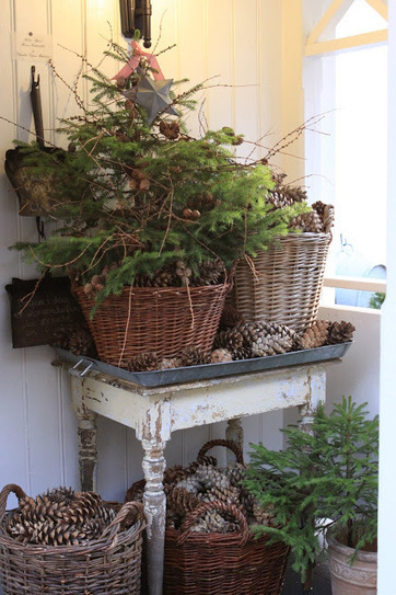Rustic little Christmas   Annie Haven   Haven Brand   Scoop.it