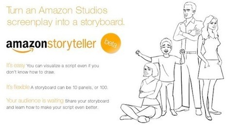Amazon introduces Storyteller tool to turn scripts into storyboards   Areas of Exploration   Scoop.it