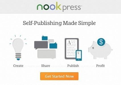 Submitting your book to NOOK Press - formerly BN Pubit | Digital Publishing With The Every Day Book Marketer | Scoop.it
