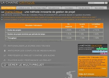 Site dédié Chaine-Critique.com   Kry   Scoop.it