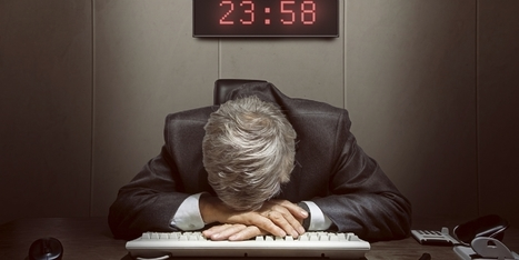 Un marketeur doit-il se coucher tard? | communication numérique corporate | Scoop.it