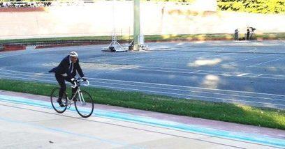 Jan Fabre ciclista a Lione. La performance che inaugura la mostra al Museo MAC   Artribune   Le Mac LYON dans la presse   Scoop.it