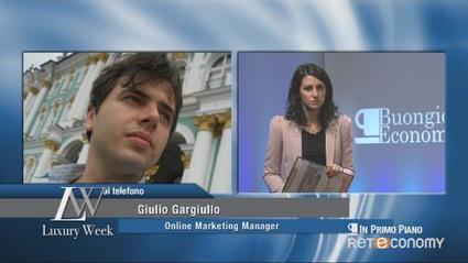 La moda italiana in Russia: Giulio Gargiullo su Reteconomy SKY | Affari e Business in Russia: con Giulio Gargiullo Trovare Clienti e Business! | Scoop.it