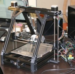 Open Source RepRap: A Self Replicating Manufacturing Machine for Your Home. | Peer2Politics | Scoop.it