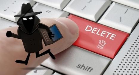 ¿Es posible desaparecer de la red después de una vida online?   Educacion, ecologia y TIC   Scoop.it