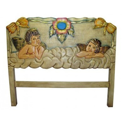 Angels Hand Painted Mexican Headboards | Angels Hand Painted Mexican Headboards | Scoop.it