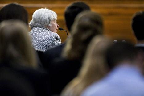 Fed Sees Labor-Market Slack Even as It Trims Bond Purchases | EconMatters | Scoop.it