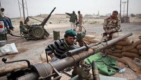 Libye : les forces kadhafistes revendiquent la capture de militaires français | Actualités Afrique | Scoop.it