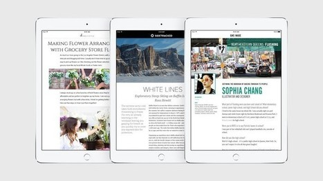 iOS 9: How news organizations are updating their apps for Apple's new operating system | Multimedia Journalism | Scoop.it