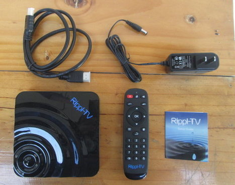 Unboxing of Rippl-TV XBMC Android Media Player | XBMC | Scoop.it