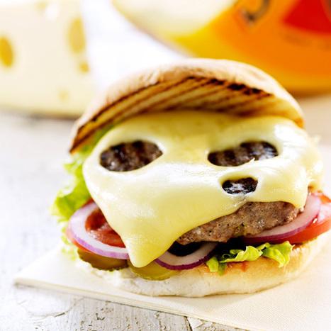 Norwegian cheese a nice twist on hamburgers - Calgary Herald   Simple Recipes   Scoop.it