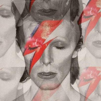 101 Typefaces Inspired by David Bowie   rocknroll music   Scoop.it