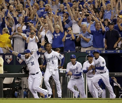 No Fluke | by Eric Hosmer | Article of the Week | Scoop.it