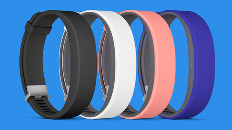 Sony adds new tricks to its smartwatch-like fitness tracker | mHealth- Advances, Knowledge and Patient Engagement | Scoop.it