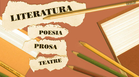 edu365.cat - Literatura   Ensenyar català   Scoop.it