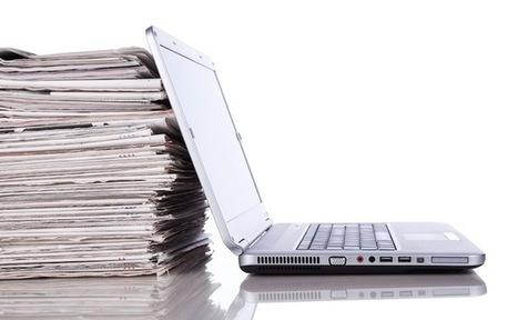 Quel avenir pour la presse en ligne ? | E-Transformation des médias (TV, Radio, Presse...) | Scoop.it