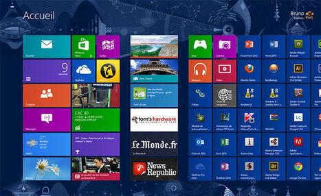Arrêt de Windows 8 : pas de panique, c'est presque rien | Trucs et bitonios hors sujet...ou presque | Scoop.it