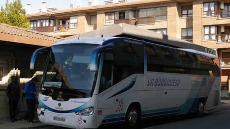 La Burundesa estrena esta semana el servicio Pamplona-Jaca | Ordenación del Territorio | Scoop.it
