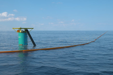 The Ocean Cleanup aims to strip plastic from the sea | Sustainability by Design | Scoop.it