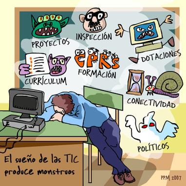 El sueño de las TIC | Educación hoy | Scoop.it