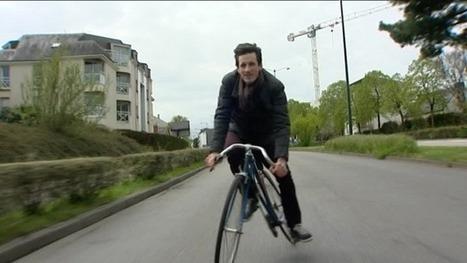 Un vélo désarticulé créé par trois jeunes Bretons - France 3 Bretagne | TRANSITURUM | Scoop.it