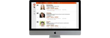 Marketing d'influence : Traackr et l'influence contextuelle   réseaux sociaux dossiers   Scoop.it