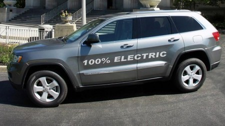 The Jeep Grand Cherokee goes all electric | Sustainable Technologies | Scoop.it