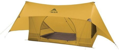 MSR Fast Stash Shelter Tent Review | Best Backpacking Tents Guide | Best Backpacking Tents | Scoop.it