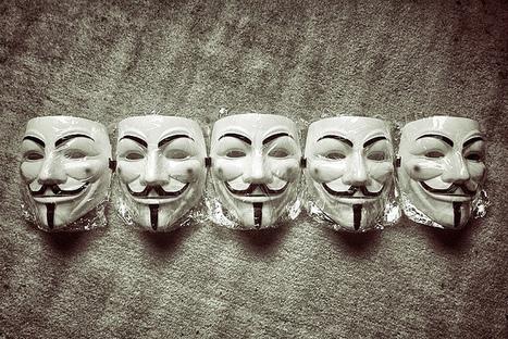 Israël ne craint pas Anonymous   Libertés Numériques   Scoop.it