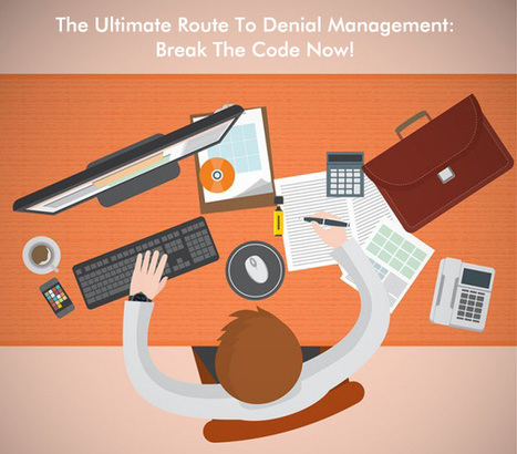 The Ultimate Route To Denial Management: Free Creative Template - BillingParadise   Medical Billing Companies   Scoop.it