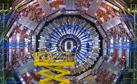 Timelapse: LHC experiments prepare for restart | CERN | Astronomy physics and quantum physics | Scoop.it