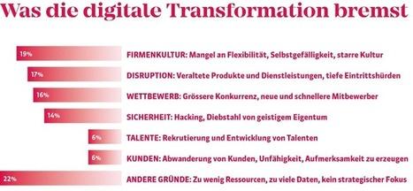 Die grössten Gefahren für die digitale Transformation | Business | Scoop.it