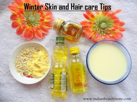 Winter Skin and Hair care Tips | Indian Beauty Zone | Indian Beauty Zone | Scoop.it