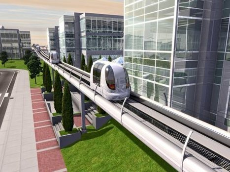 Robotic chauffeurs for the masses: Driverless pods will replace UK town's bus system | Urban Public Transportation of tomorrow | Scoop.it