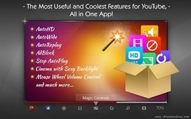A Good YouTube Tool for Teachers (Magic Actions) | iEduc | Scoop.it